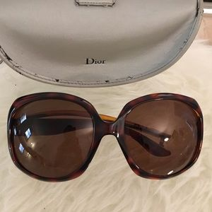 DIOR SUNGLASSES WITH CASE